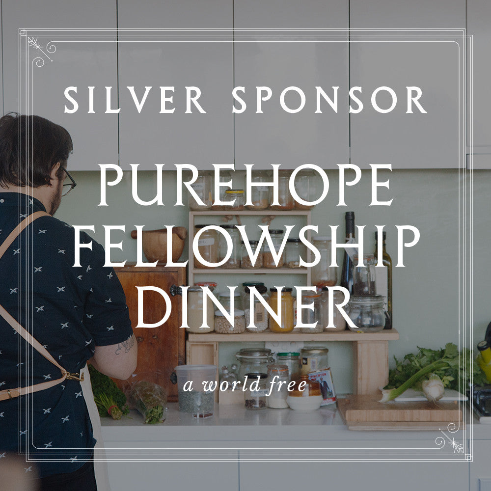 Cultivate Fellowship Dinner — Silver Sponsor