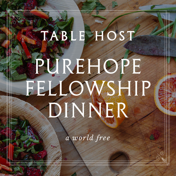 Cultivate Fellowship Dinner — Table Host