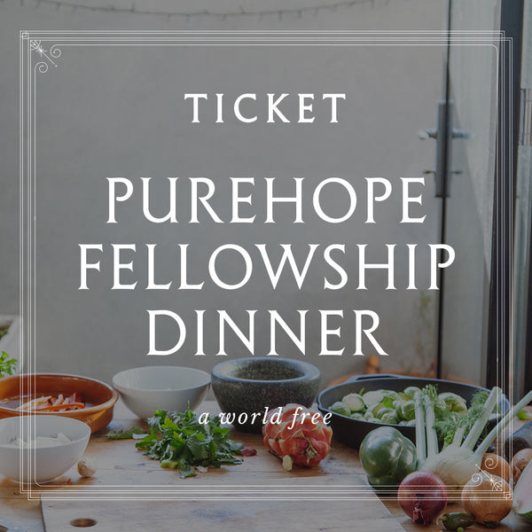 Cultivate Fellowship Dinner Ticket