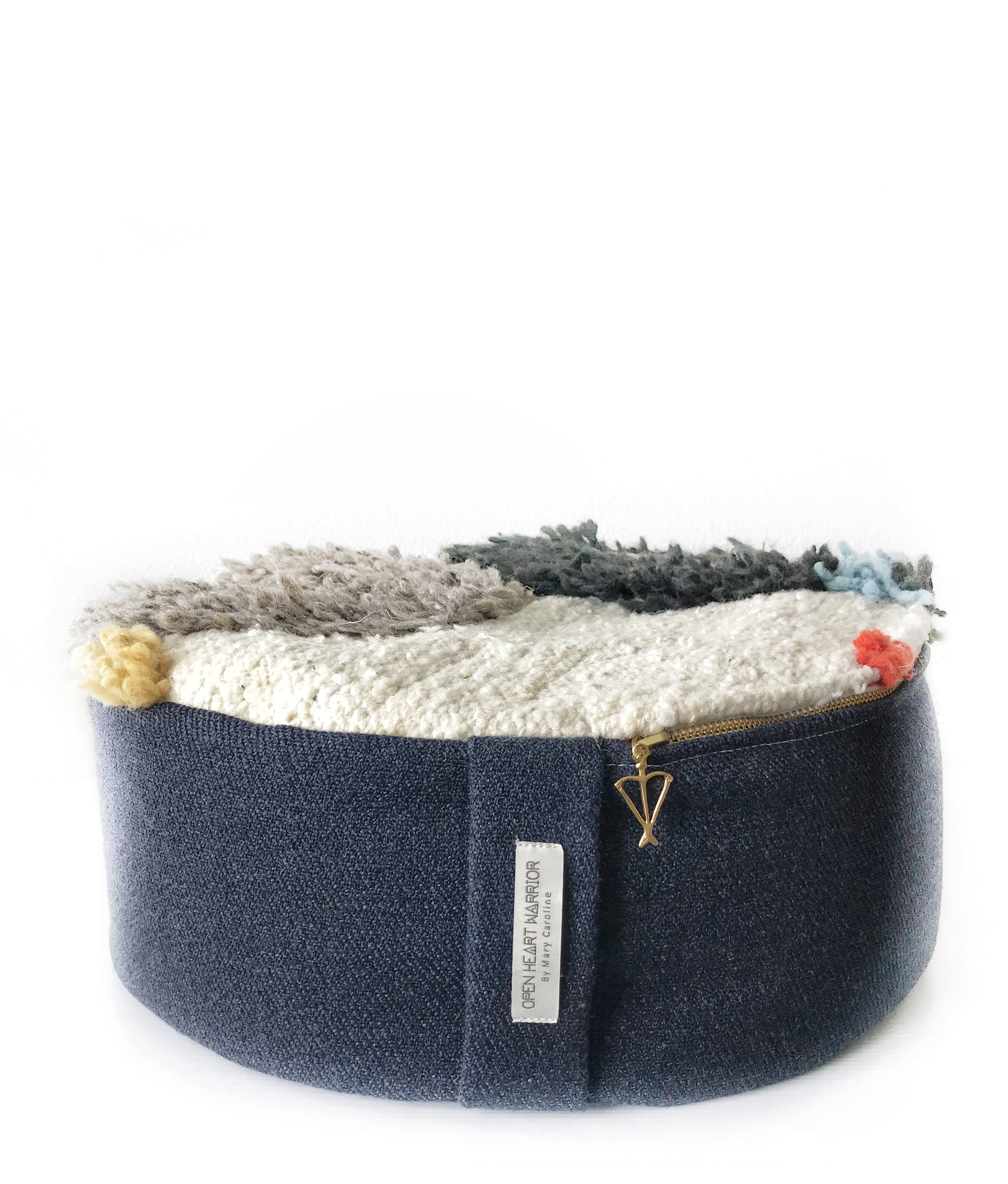 PRE-SALE Sustainable Shag Meditation Cushion Floor Seat