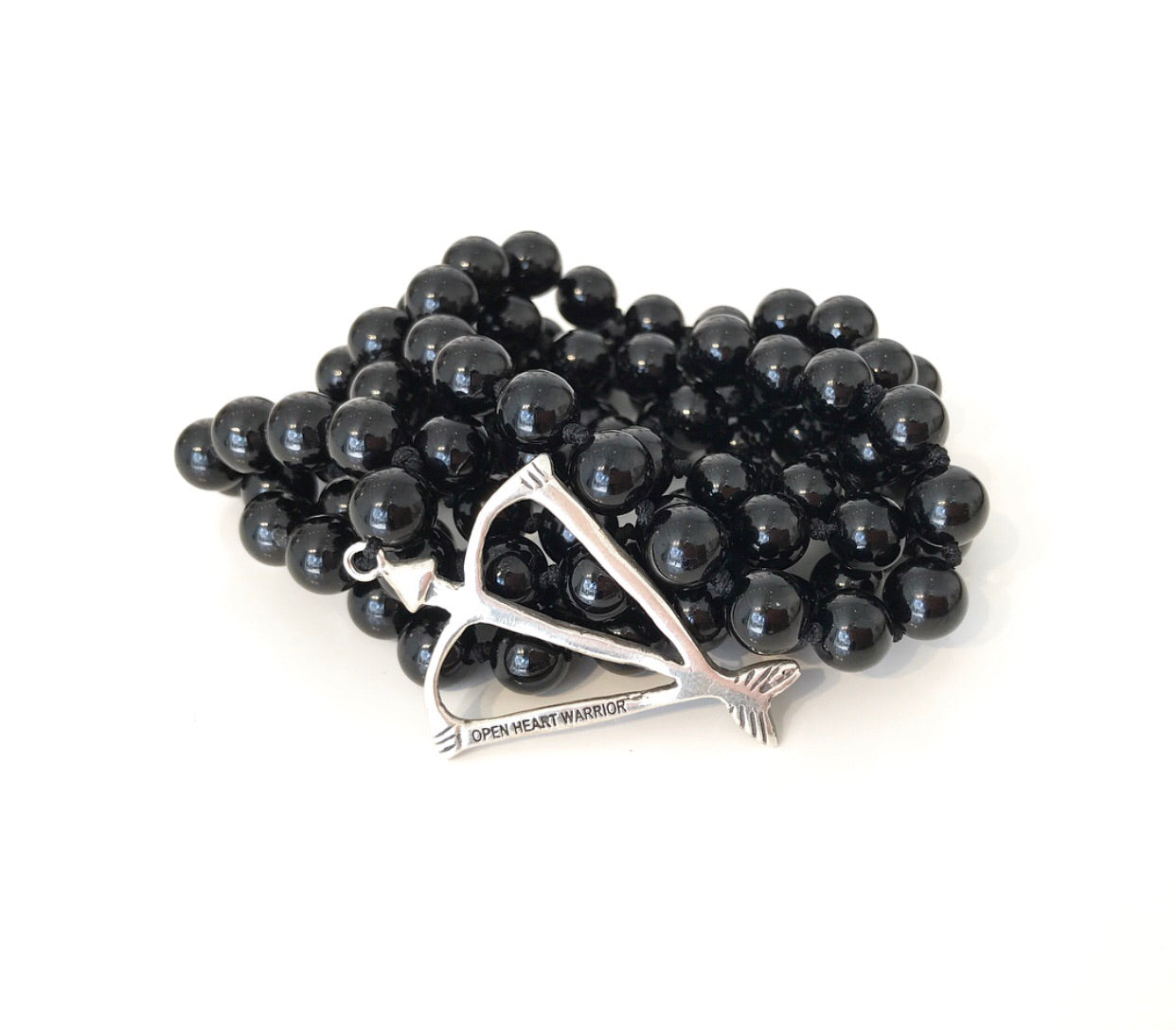 NEW Black Tourmaline Ultimate Protection and Grounding 108 Mala
