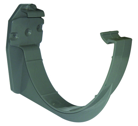 FloPlast Xtraflo 170mm Grey PVC Fascia Support Bracket