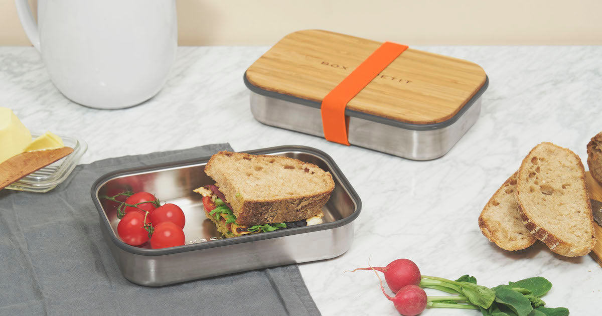 Sandwich box by Black+Blum
