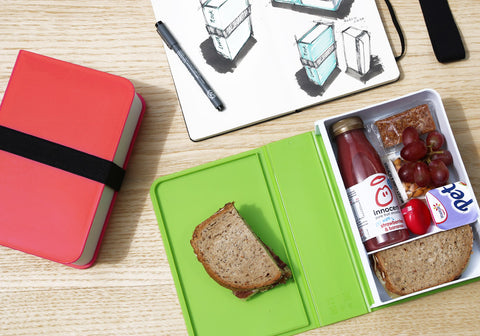 box appetit, black and blum, lunch box book