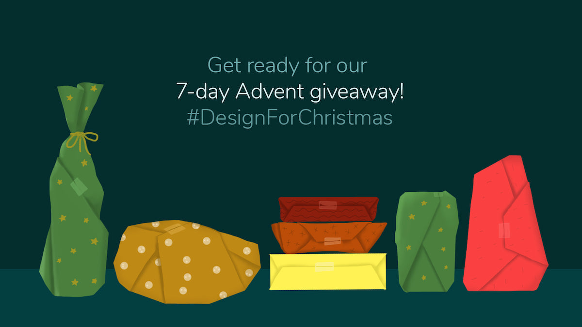 Black+Blum 7-day Advent giveaway! #DesignForChristmas