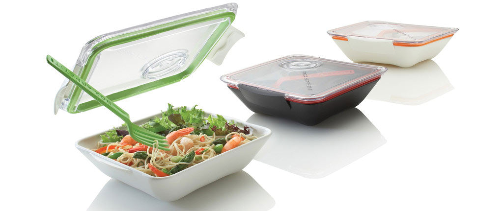 Black Blum Lunch Box Box Appetit