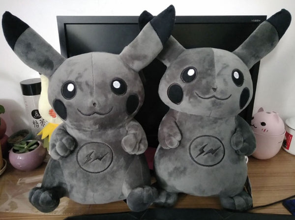 2019 - Dark Lightning Pikachu Dolls