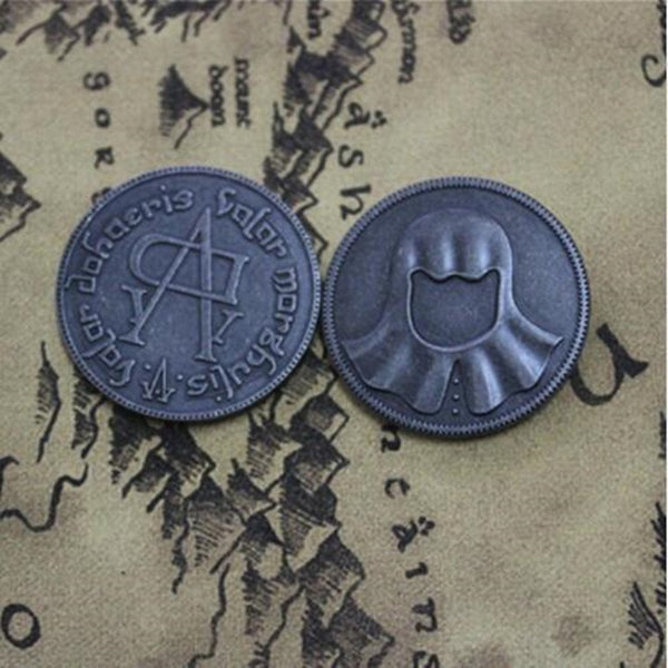Halloween A Song of Ice and Fire Game of Thrones Faceless Coin