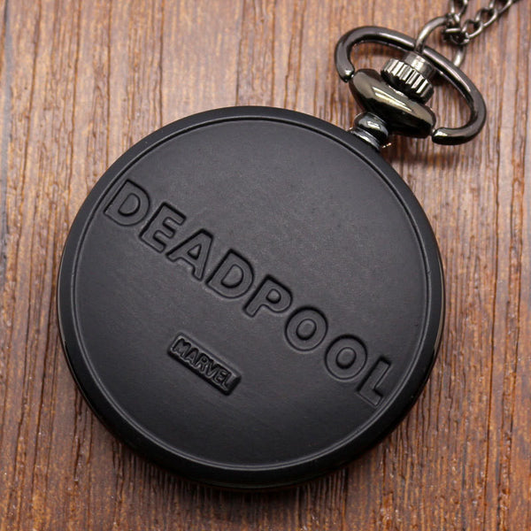2016 Deadpoo Pocket Necklace