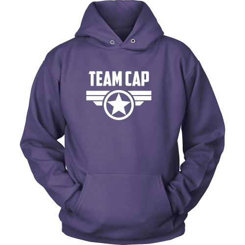 2016 Civil War - TEAM CAP TSHIRT