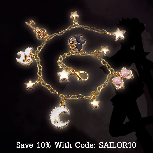 Sailor Moon Chain bracelet 2016
