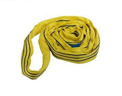 3 Ton x 2 Metre Round Lifting Sling Tested - Chain Care Lifting Services Ltd