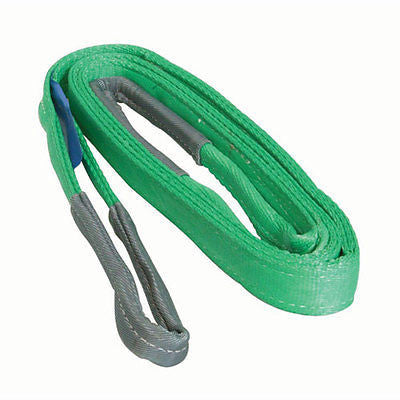 2 Ton x 1 Metre Duplex Webbing Sling - Chain Care Lifting Services Ltd