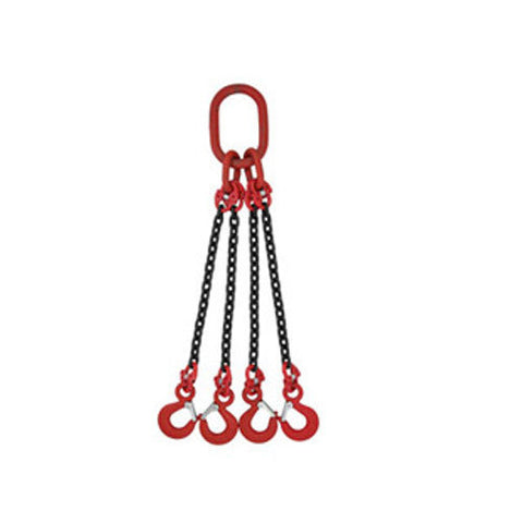 10mm 4 Leg Chain Sling - Chain Care Lifting Services Ltd