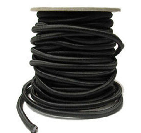 10mm Bungee Rope Black - Chain Care Lifting Services Ltd