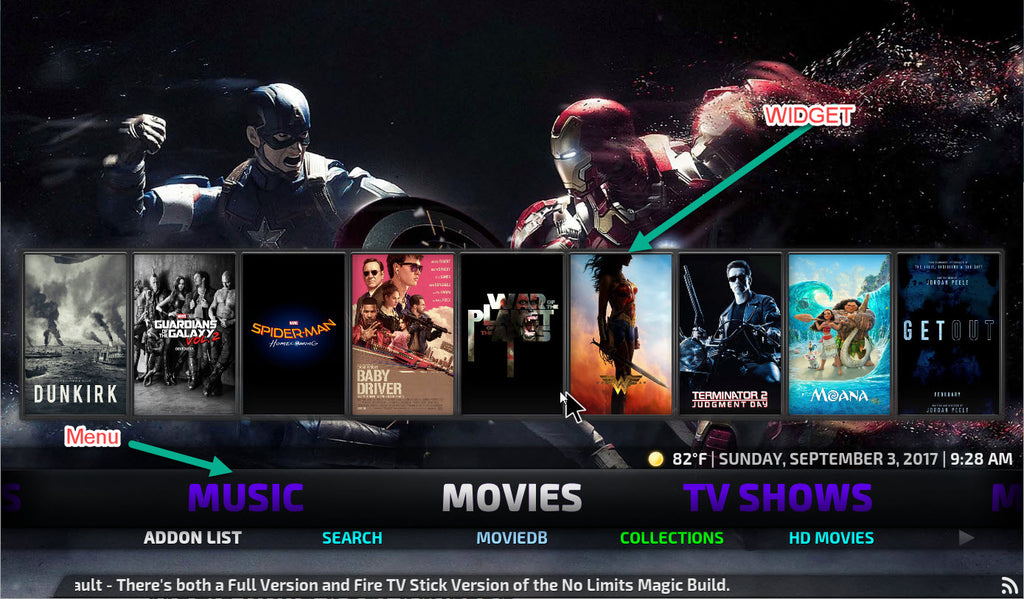Jailbroken Amazon Fire TV Box W/ Kodi (Free Movies, TV Shows, Adult) Generation 3 - DIGSMARKET