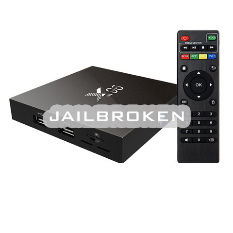 X96 Android TV Box - Jailbroken Firestick Alternative - DIGSMARKET