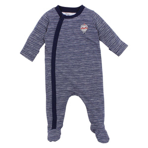 Bebe By Minihaha Magnus Stripe Romper at Little Steps
