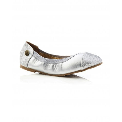 Kate Sparkle Toe Silver - Little Steps Bowral - 1