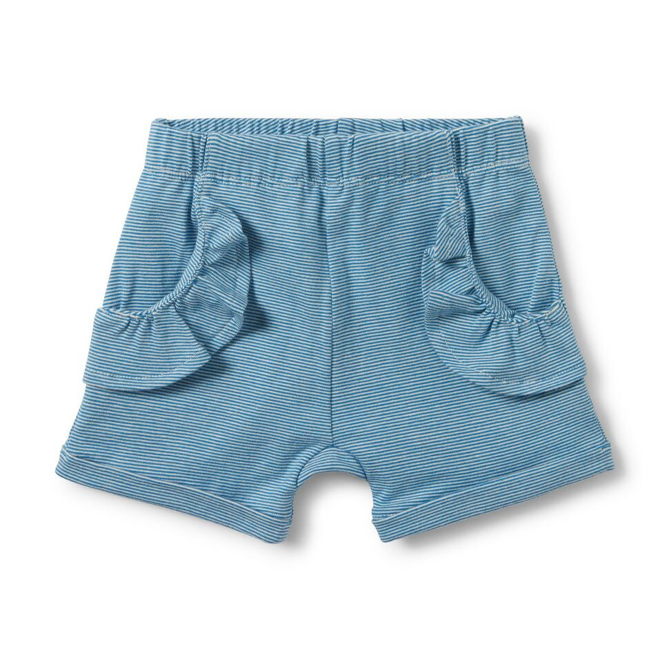 Wilson + Frenchy Ruffle Pocket Short