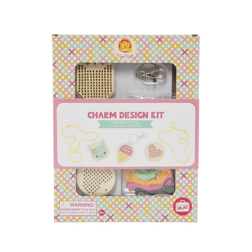 Charm Design Kit Cross Stitch