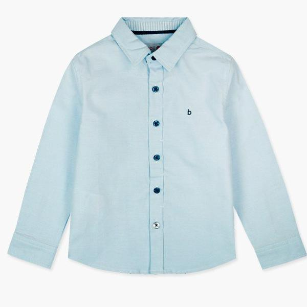 Oxford Longsleeve  Chambray Shirt