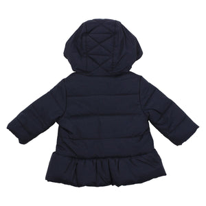 Navy Winter Coat from Bebe at Little Steps