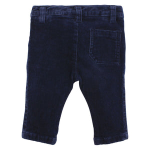 Hinterland Navy Pant from Fox & Finch at Little Steps