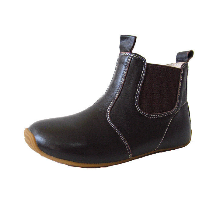 Riding Boot Chocolate - Little Steps Bowral - 2
