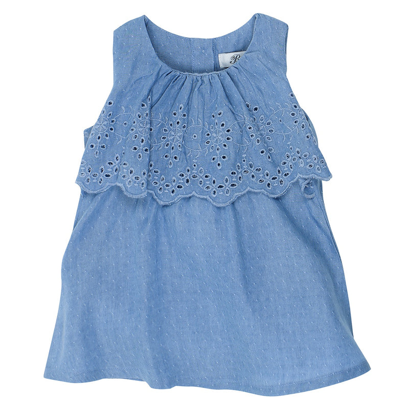 MIA CHAMBRAY DRESS