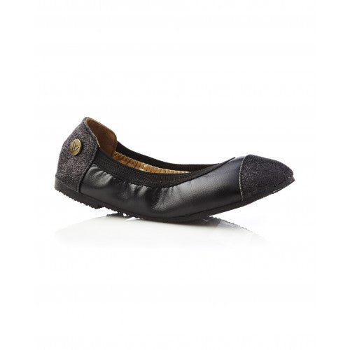 Kate Sparkle Toe Black - Little Steps Bowral