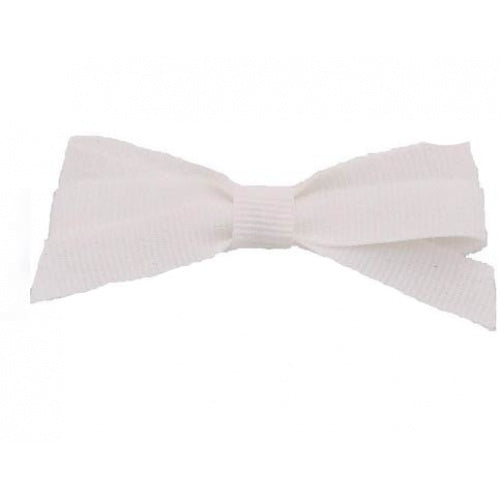 9mm Boutique Bow White