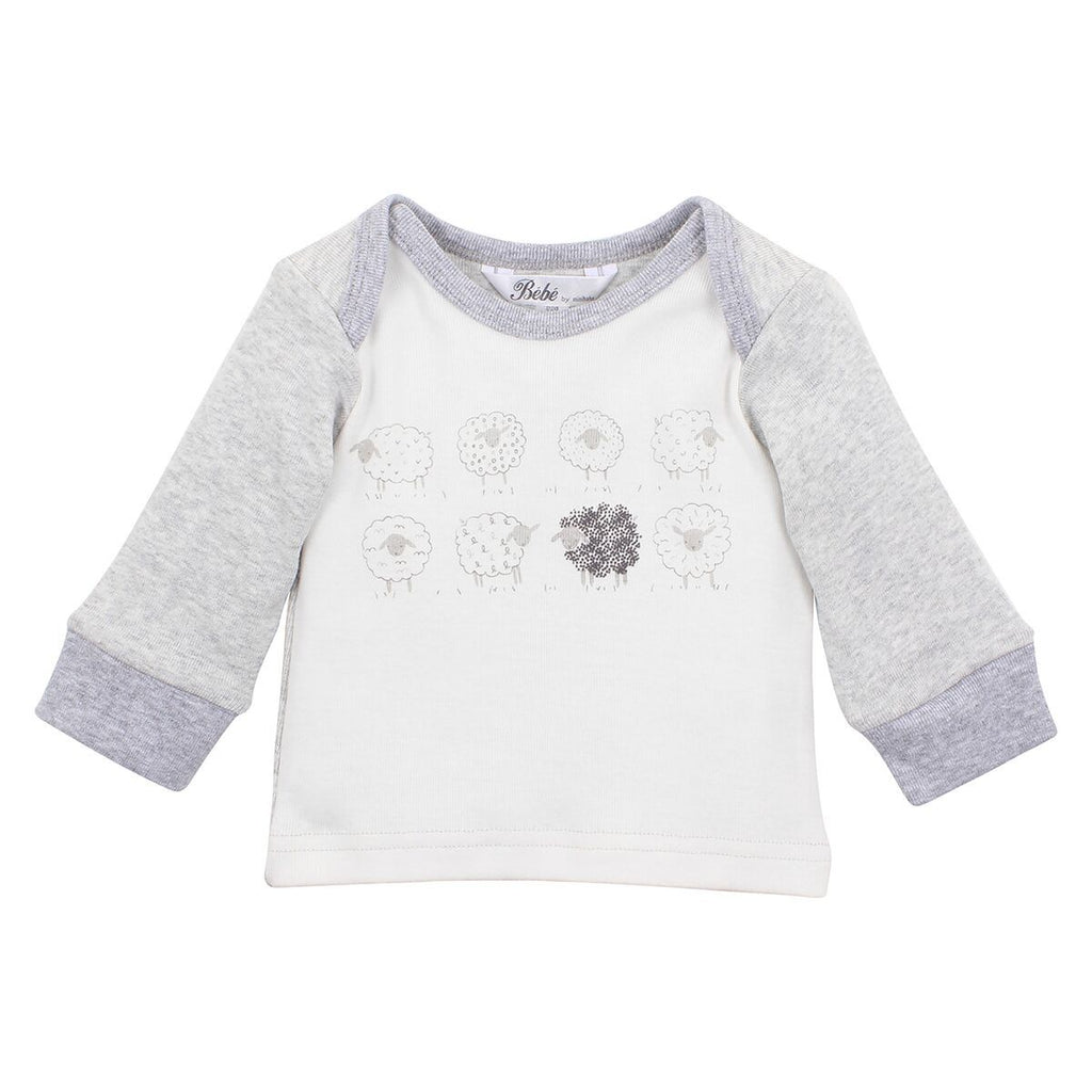 Bebe By Minihaha Leo Sheep Tee