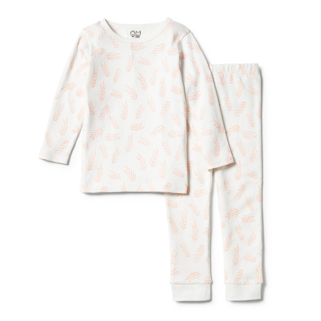 Wilson and Frenchy Flow Pyjama set at Little Steps