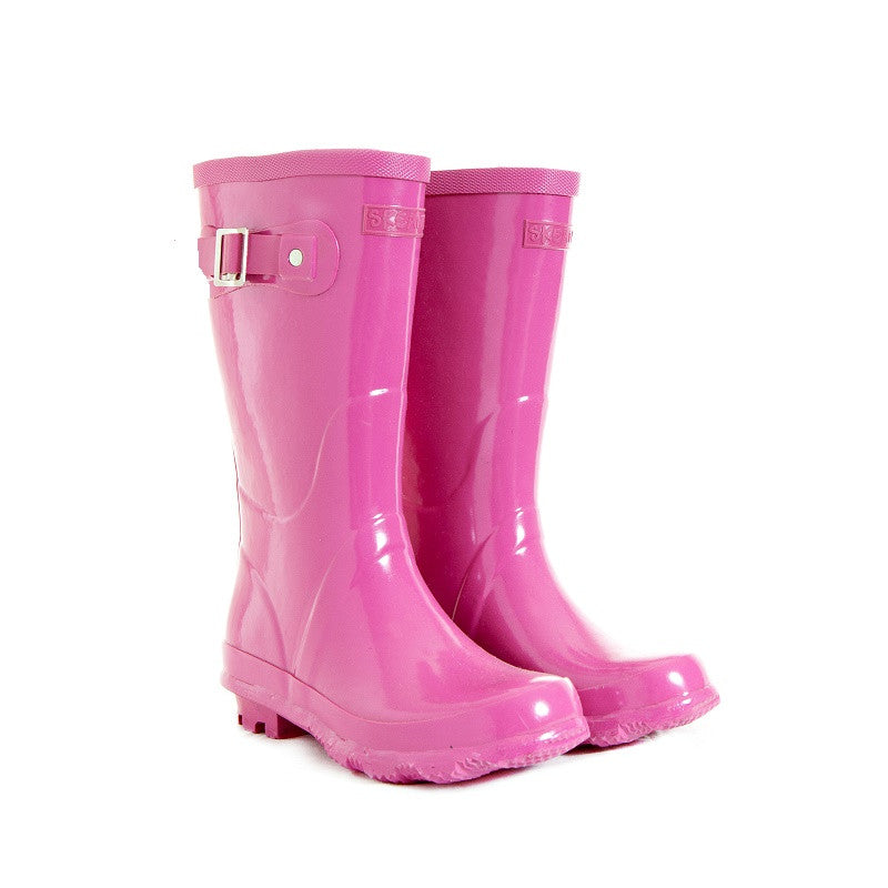 Wellington Boots Pink - Little Steps Bowral