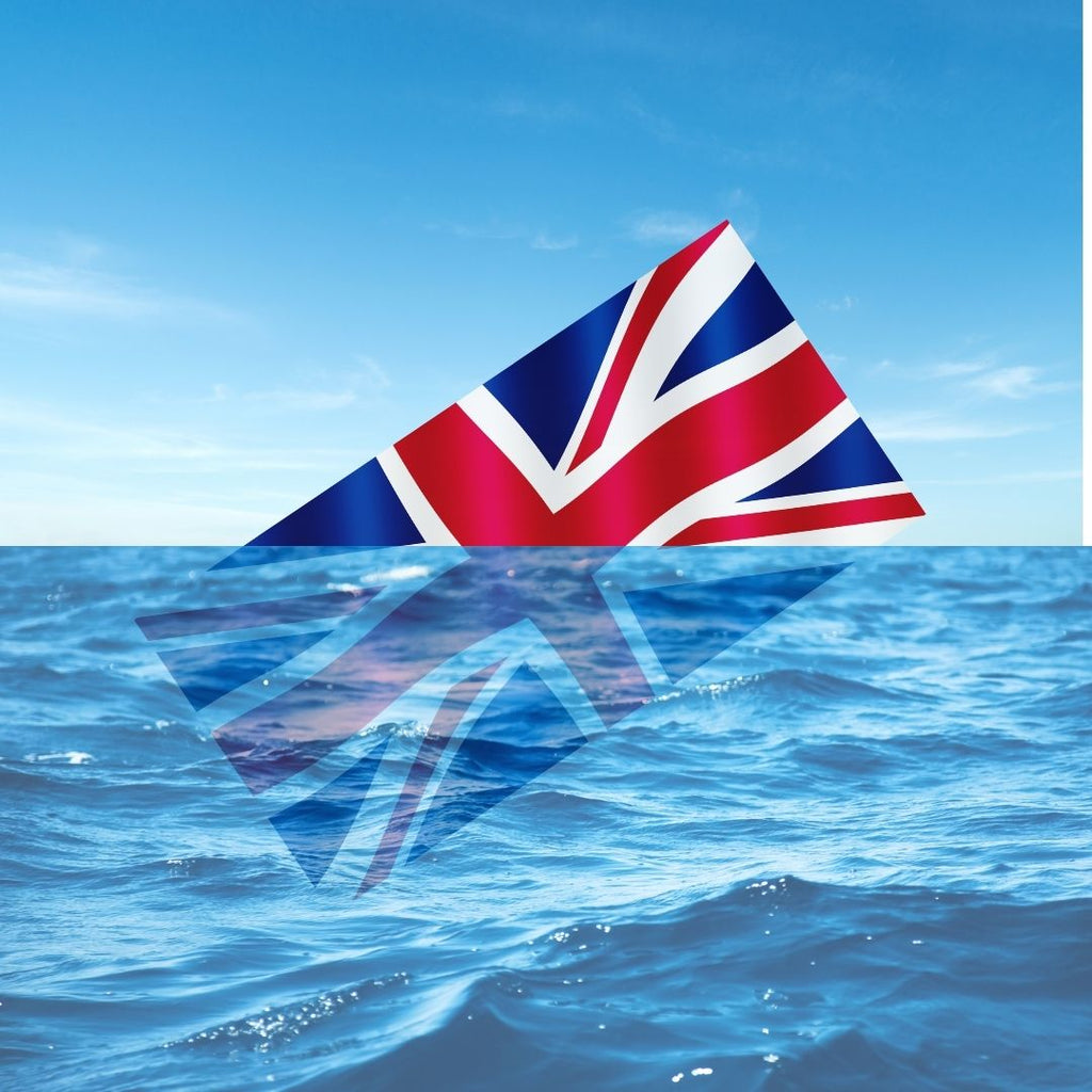 Britannia once ruled the waves...