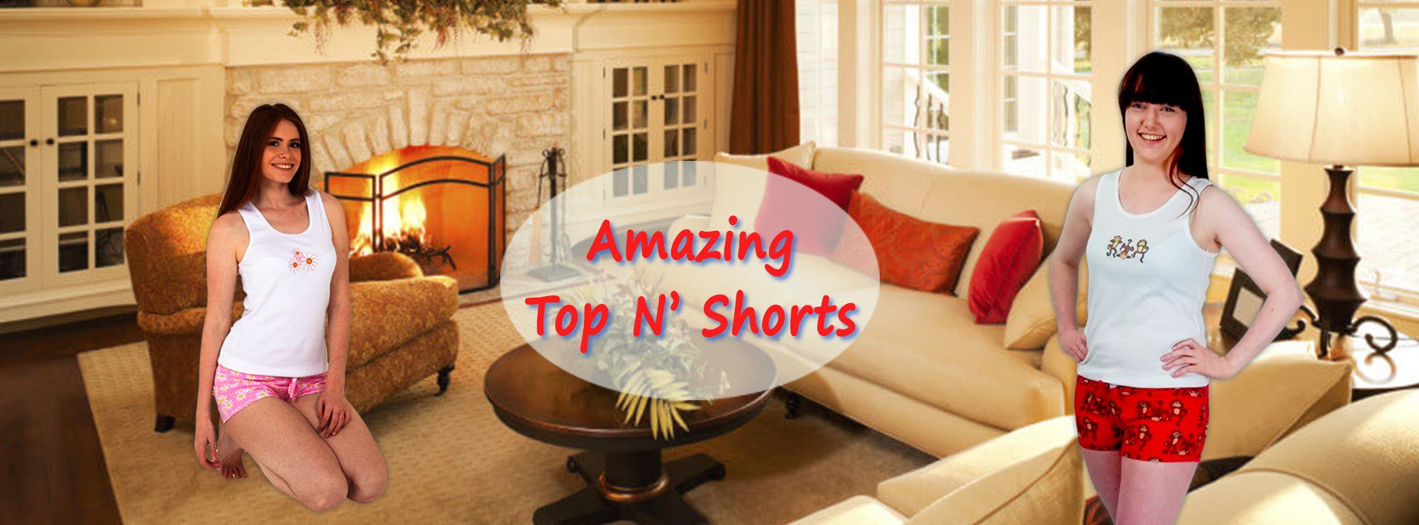 Amazing Top N' Shorts / Brabo Magic Top N' Shorts