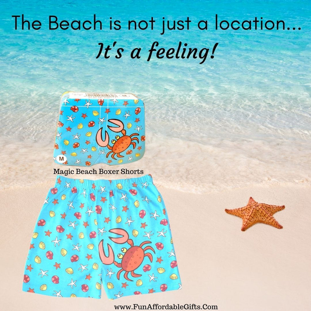 Beach Magic Boxer Shorts