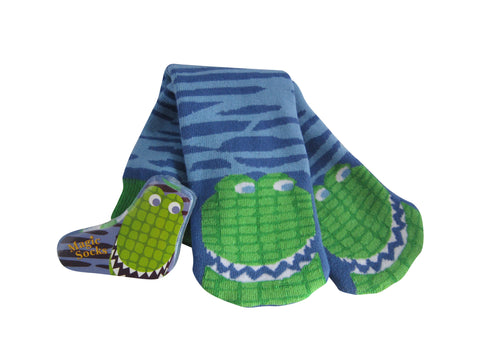 Magic Socks / Amazing Socks - Crocodile