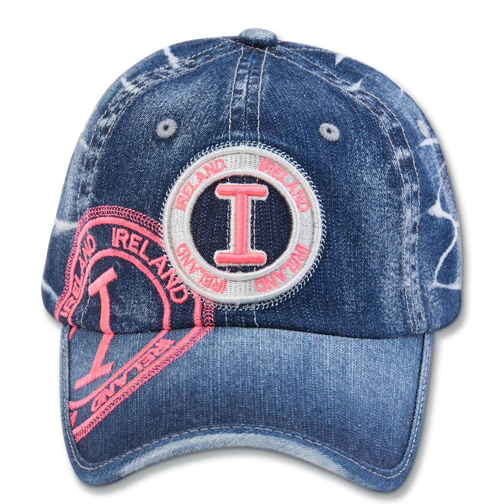 Ireland Denim Ireland Stamp Cap