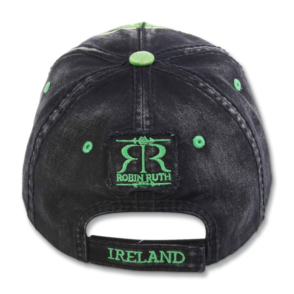 Robin Ruth Ireland Wanted Cap - Green