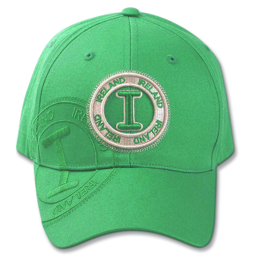 Robin Ruth Ireland Stamp Cap