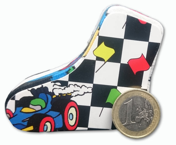 Magic Socks / Amazing Socks - Racing Car