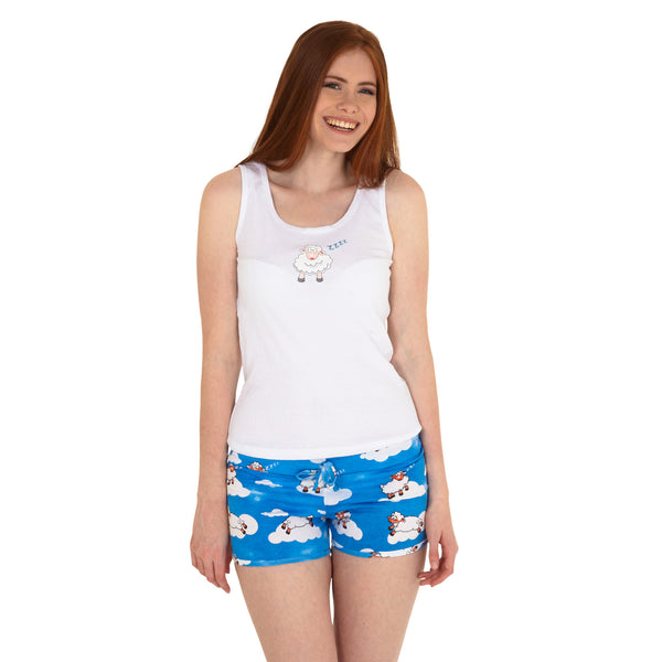 Magic / Amazing Top N' Shorts - Sheep