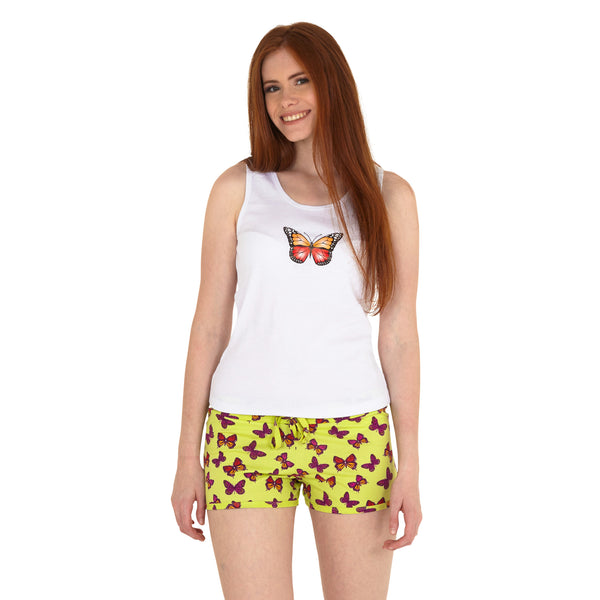 Magic / Amazing Top N' Shorts - Butterfly
