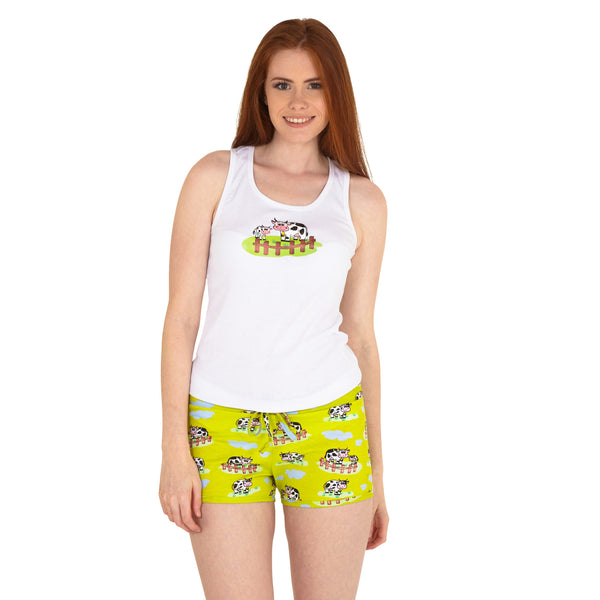 Magic / Amazing Top N' Shorts - Cow & Calf