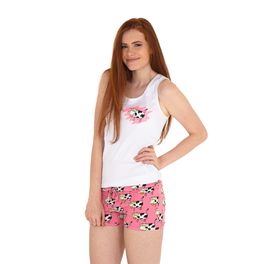 Magic / Amazing Top N' Shorts - Cow