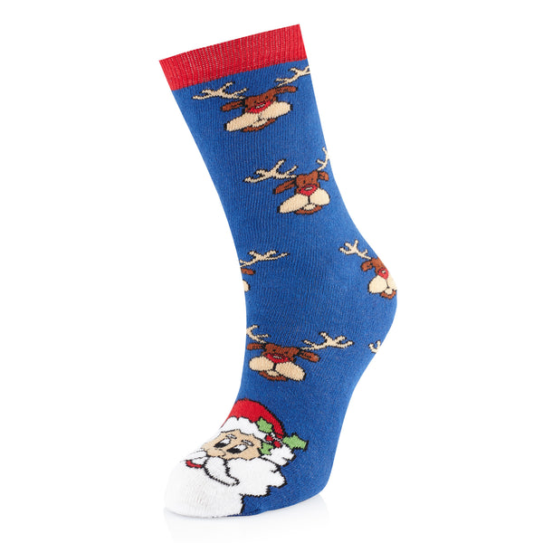 Magic Socks / Amazing Socks - Santa