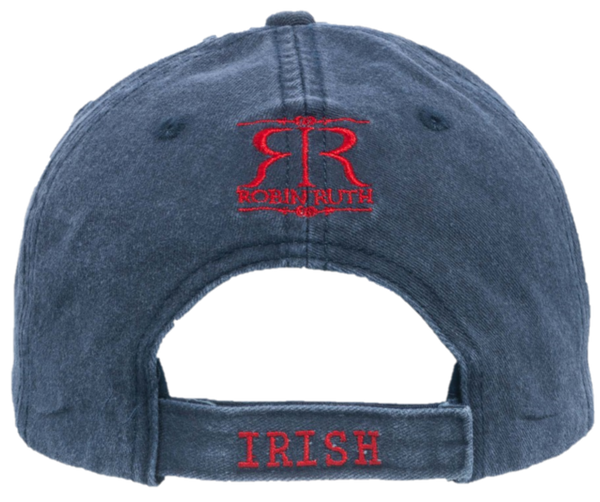 Irish Cap - Robin Ruth Blue