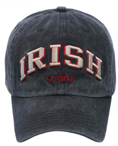 Irish Cap - Robin Ruth Black